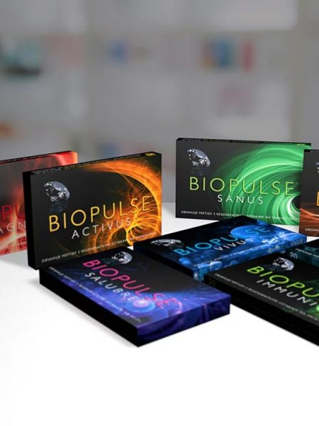 bioaktivne peptidy biopulse
