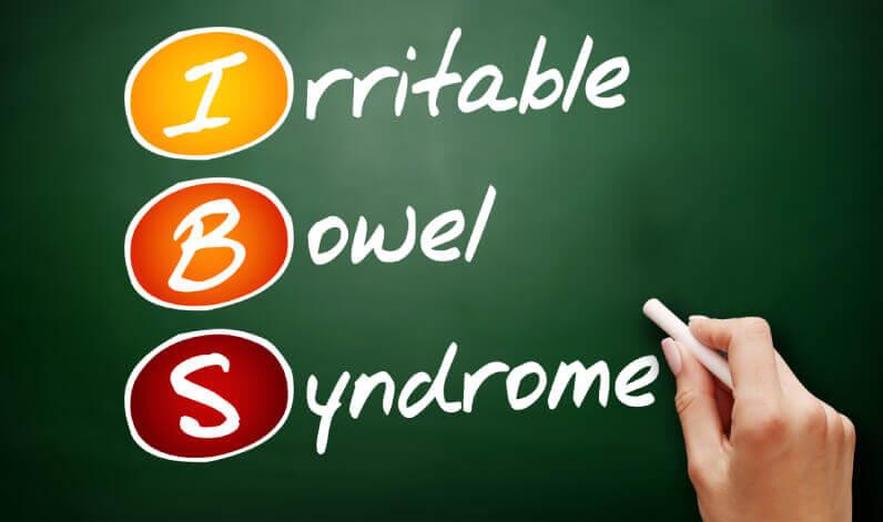 IBS - syndróm dráždivého čreva